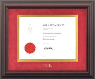 Picture for category Certificate frames